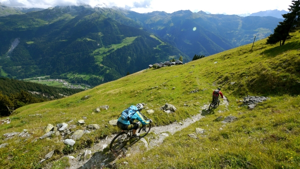 MTB Offer - 1 overnight, 1 day lift pass Verbier