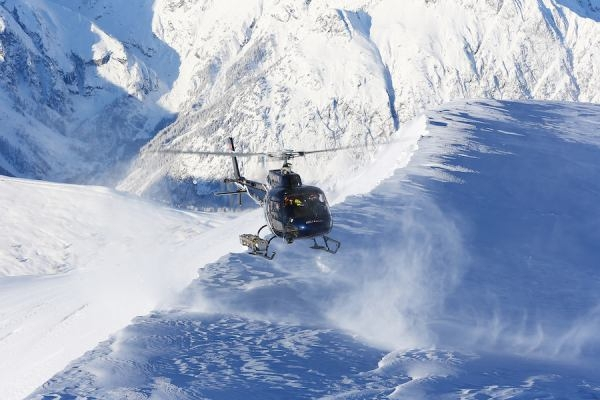 Heliski / Adventure for 4 persons